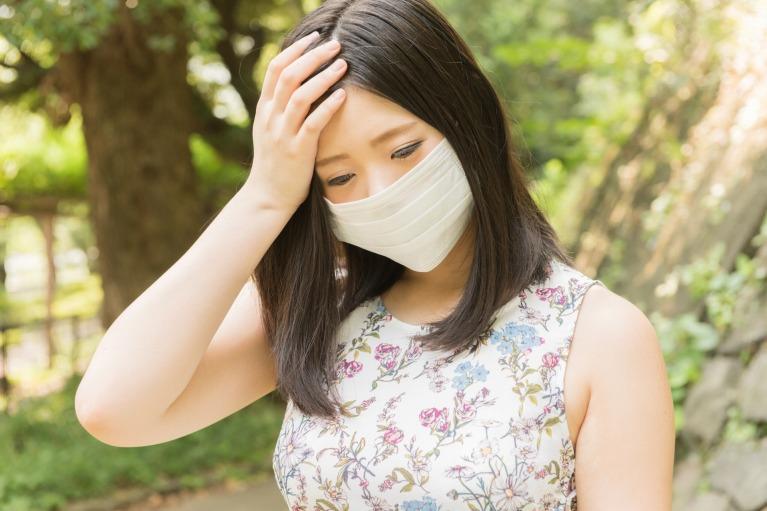 増加しているアレルギー性疾患