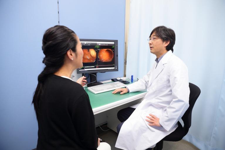 ヘリコバクター・ピロリ菌専門外来