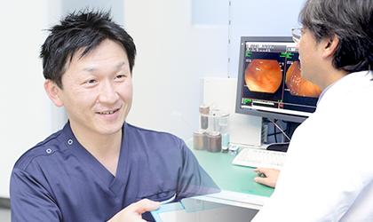 質の高い診断に加え、きめ細やかなサービスを提供しております